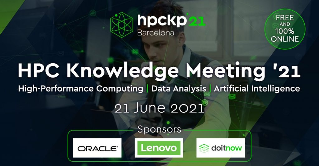 HPC Knowledge Meeting 2021